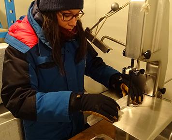 Préparation d'échantillons